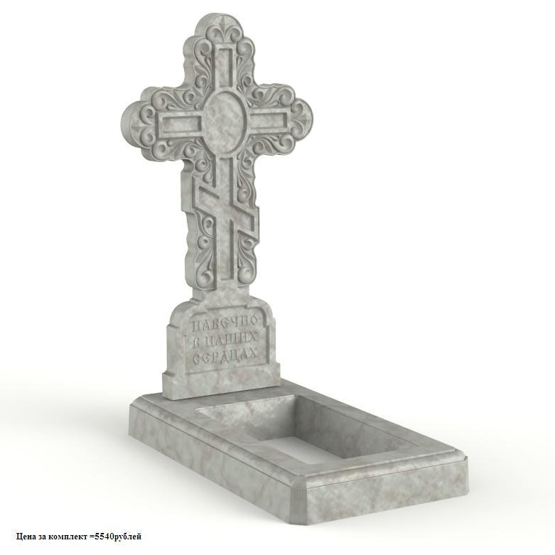 Памятник подешевле Ярославль Мраморный крестик Жуковский