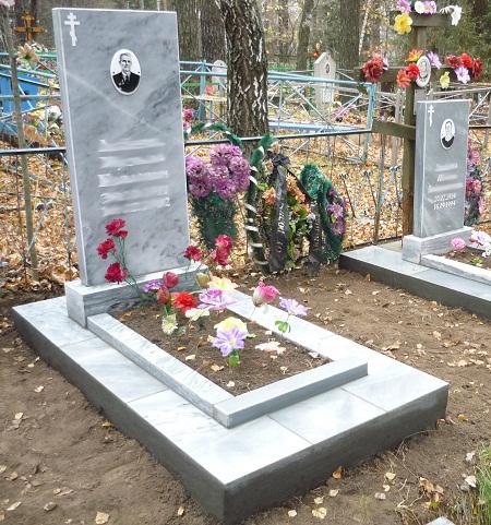 Надгробные плиты из мрамора заказать надгробный памятник в рязани